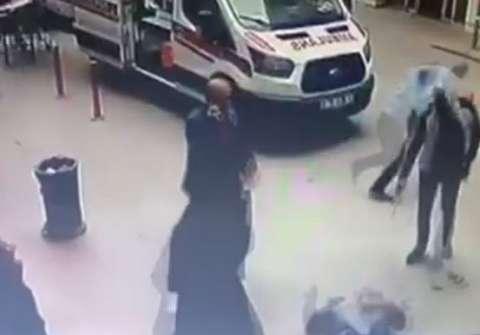 تیراندازی مرگبار در عمرانیه استانبول