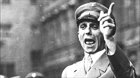 گزیدهای از سخنان گوبلز وزیر پروپاگاندای هیتلر