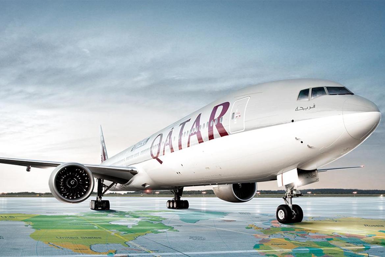درخواست کمک مالی هواپیمایی قطر با تشدید تنشهای منطقهای