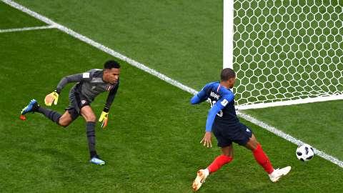 خلاصه بازی فرانسه - پرو