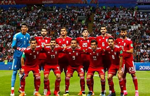 کلیپ دفتر رهبر انقلاب درباره بازی ایران - اسپانیا