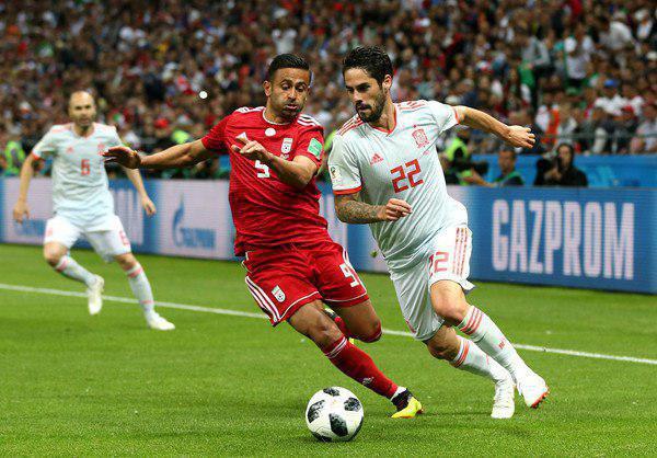 اتفاق بی سابقه برای تیم ملی ایران درجام جهانی
