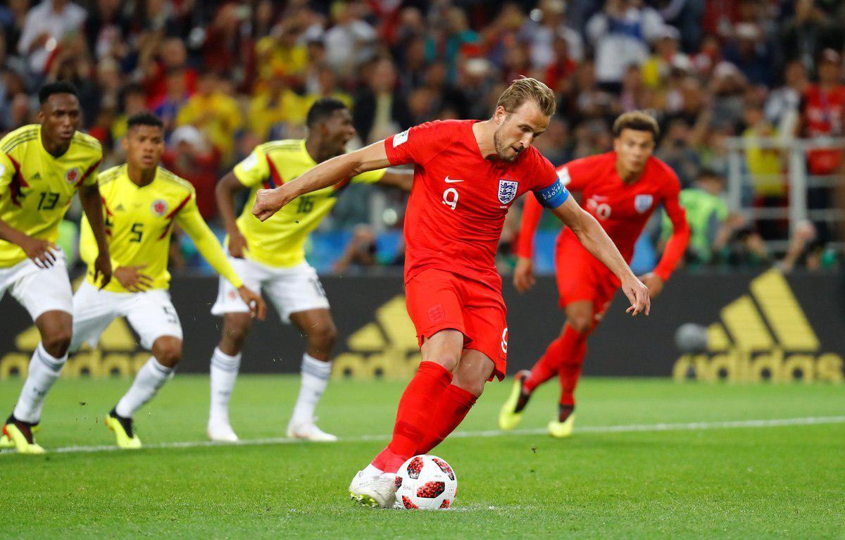 انگلیس بالاخره طلسم پنالتی راشکست و به۸تیم جام جهانی رسید