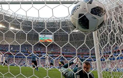 همه گل به خودیهای جام جهانی 2018