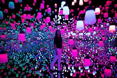 اولین موزه دیجیتالی در توکیو