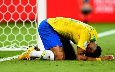 خلاصه بازی برزیل - بلژیک
