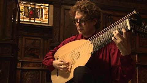 چهار اجرا با بربط اروپایی ؛ کریستفور مورونگیلو