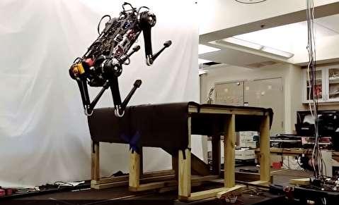ربات چیتا 3 با قدرت پرش 76 سانتیمتری!