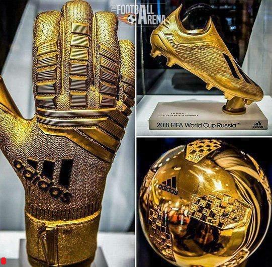 جوایز بهترین های جام جهانی