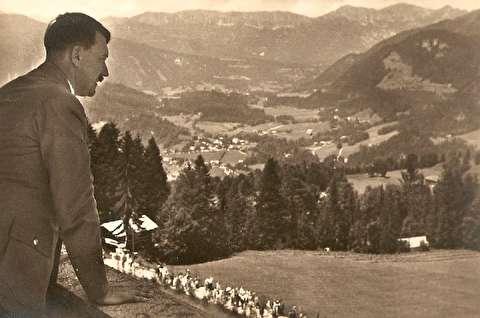 اقامتگاه مجلل هیتلر در دوران جنگ جهانی دوم