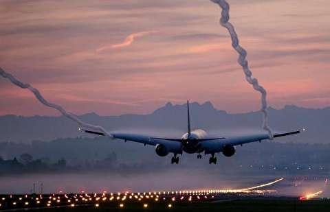 پرواز هواپیماهای بدون ترمز در ایران!