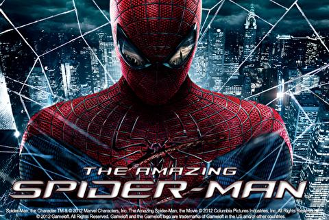 جلوههای ویژه فیلم مرد عنکبوتی شگفت انگیز