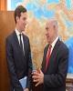 دیدار فرستادههای ترامپ با نتانیاهو درباره روند صلح خاورمیانه
