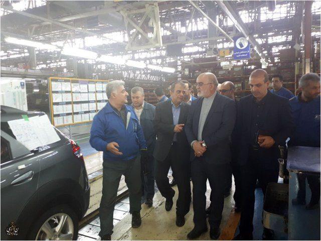 نتیجه تصویری برای ایران خودرو + تابناک