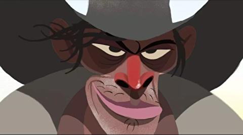 انیمیشن کوتاه پرنده شکاری