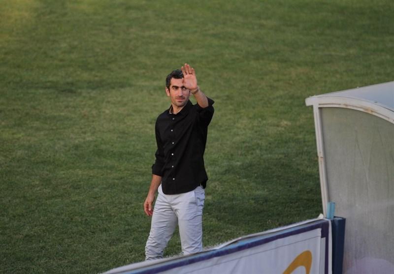 مجتبی جباری رسما از فوتبال خداحافظی کرد