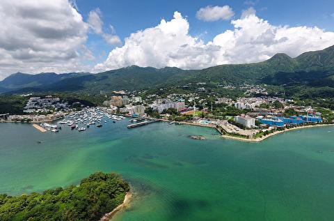 سواحل سای کونگ  از نمای نزدیک