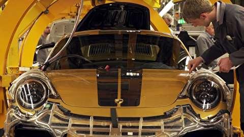 چگونه پورشه 911 توربو اس ساخته میشود؟