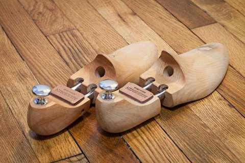 چگونه از قالب کفش استفاده کنیم؟