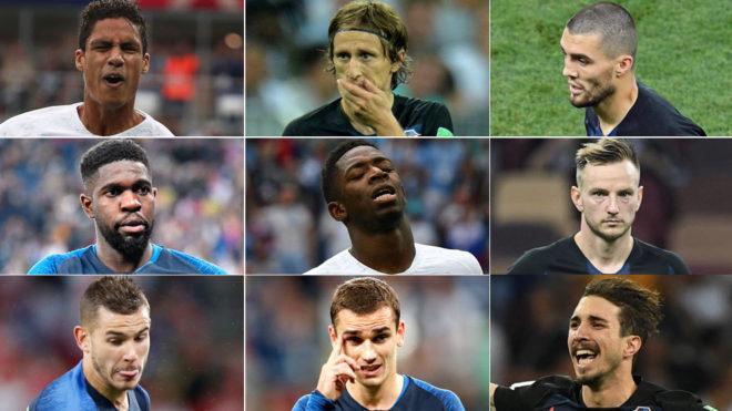 فینال جام جهانی درسیطره ستاره های لالیگا