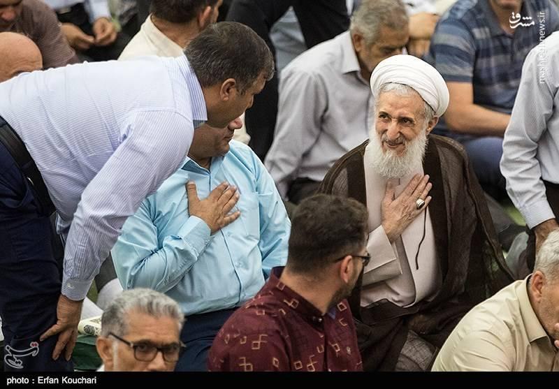 اقدام قابل تحسین امام جمعه تهران
