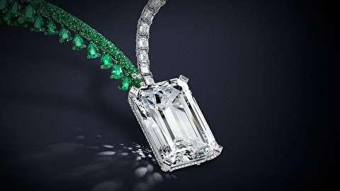 تولد یک حماسه، الماس 163 قیراتی دگریسوگونو