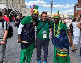 کلاه های معروف جام جهانی ۲۰۱۸ راتماشاکنید