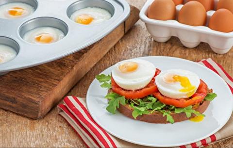 دستور پخت پوچینگ تخم مرغ