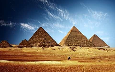 مصر از زاویهای دیگر با کیفیت 4K
