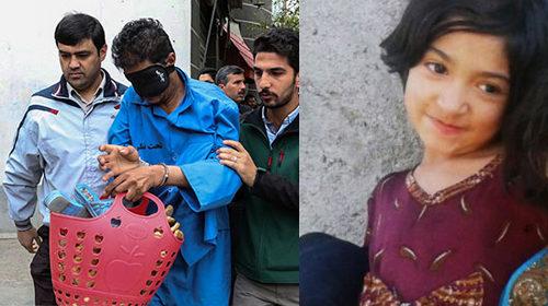 حکم اعدام قاتل کودک 6 ساله مشهدی تایید شد