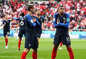 فینال پرگل جام جهانی 2018 به روایت تصاویر