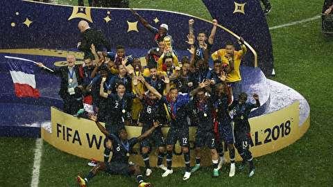 خلاصه فینال جام جهانی 2018 و مراسم اهدای جام
