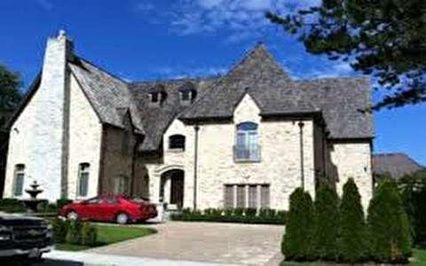 خانه خاوری در تورنتو کانادا و جزئیاتش