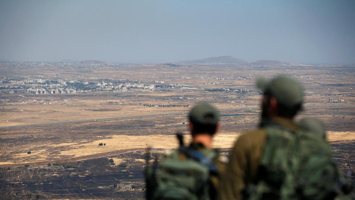 عقبنشینی اسرائیل در سوریه با تعریف خط قرمز جدید / 50 تا 60 کیلومتر بین ایران و مرزهای فلسطین اشغالی