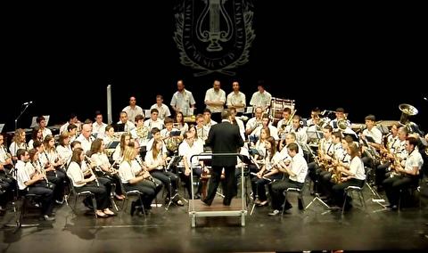 چوروموبولیراس ؛ ارکستر سانتا سیسیلیا آلخمسی