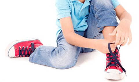سریع ترین راه بستن بند کفش