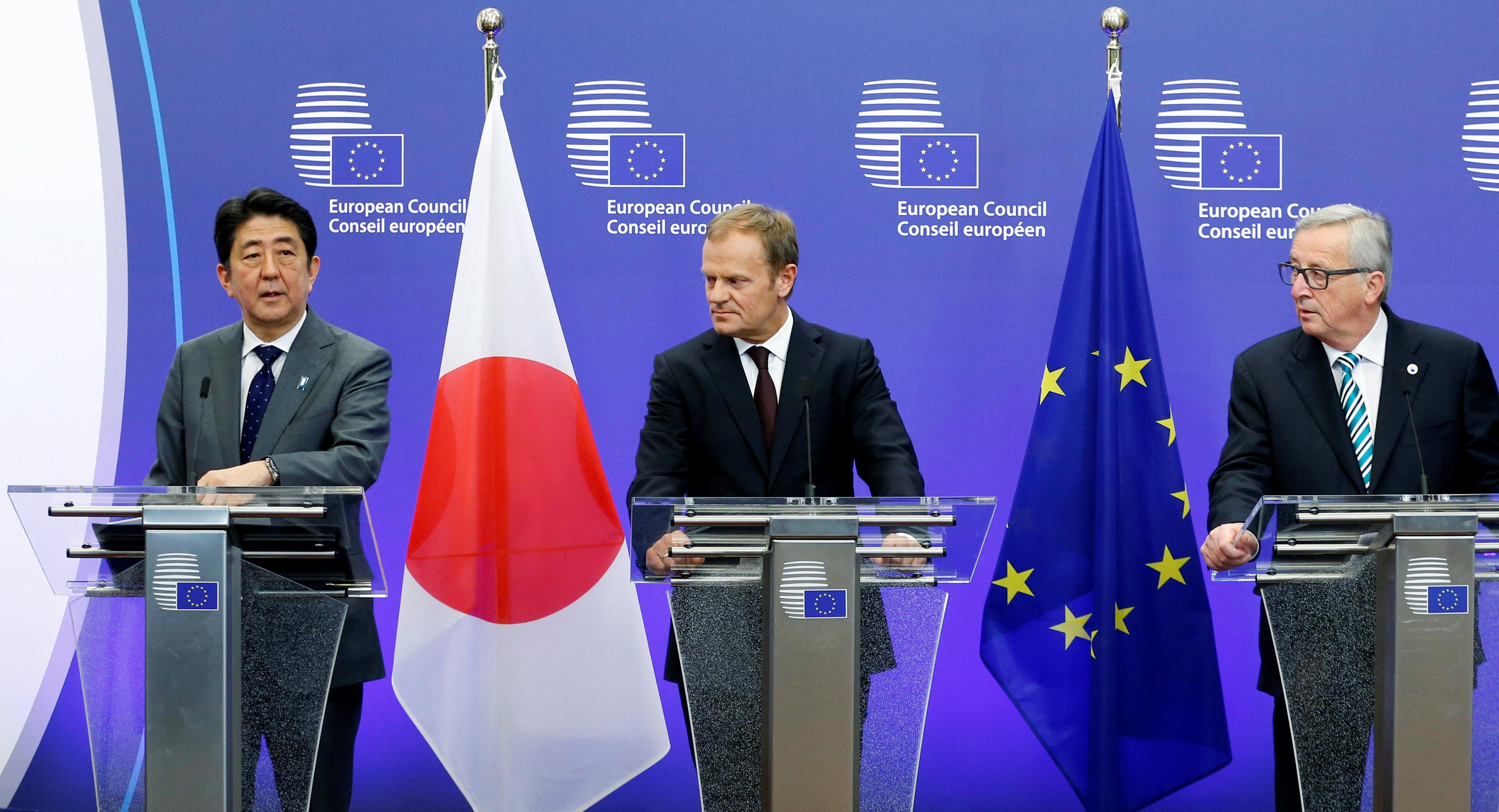 از «اعتبار ۸۰ میلیارد دلاری اروپایی برای SMEها پس از پیشنهاد دکتر ظریف» تا «جزئیات توافق نامه تجارت آزاد ژاپن و اتحادیه اروپا»