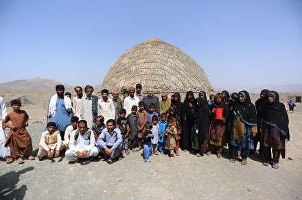 آغاز اجرای طرح های عمرانی و خدماتی در دو روستای محروم قلعه گنج