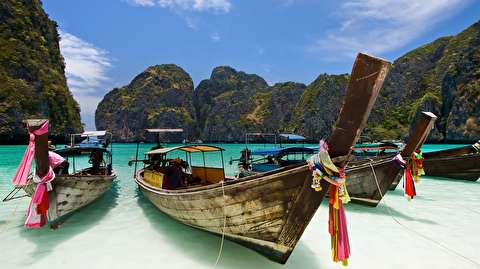 طبیعت تایلند از زاویهای دیگر