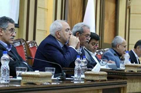 سخنان ظریف درباره عملیات روانی علیه ایران