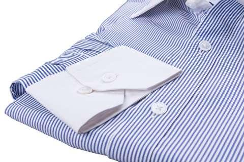 روش ست کردن پیراهنهای با یقه های رنگ متضاد