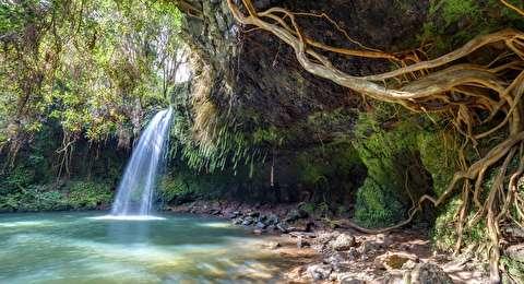 طبیعت بکر مائوئی باکی فیت 4K