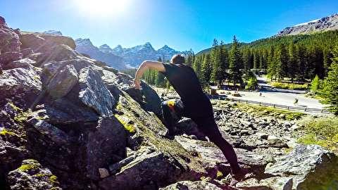 کوهنوردی سریع با جیسون پاول