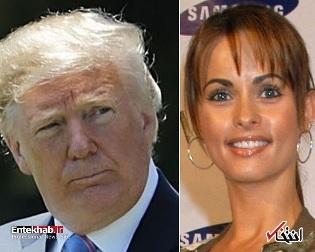 افشای رابطه جنسی ترامپ با یک مدل