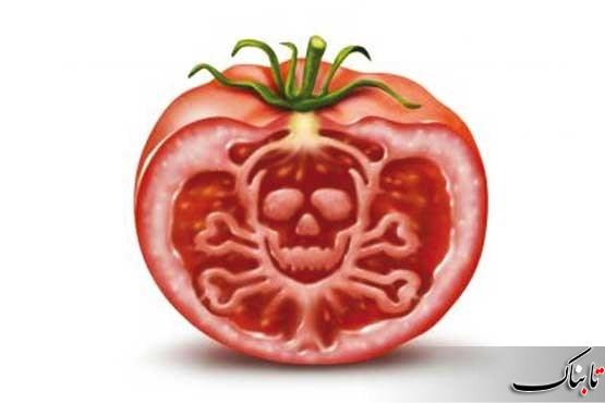 وجود رگههای سفید گوجهفرنگی سرطانزا است؟