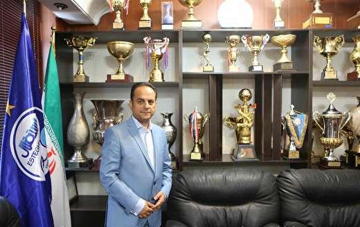 مدیرسفارشی هم از باشگاه استقلال استعفا کرد