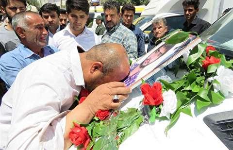 واکنش کردستانیها به حملات تروریستی مریوان