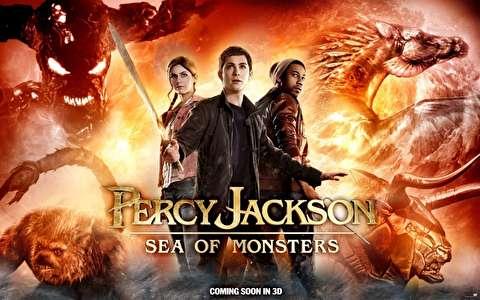 پشت صحنه فیلم سینمایی پرسی جکسون و المپنشینان: دریای هیولاها