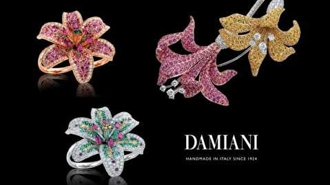 جواهرات دامیانی از 2007 تا 2017