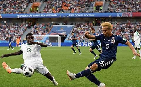 خلاصه بازی ژاپن - سنگال